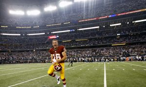 Tony Wyllie From Colt McCoy Video: Redskins Official Explains 'No Means No' Moment
