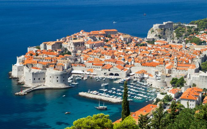 The Old Town of Dubrovnik (Shutterstock*)