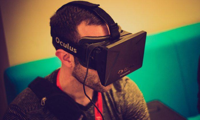 Virtual reality is everywhere. (Nan Palmero, CC BY)