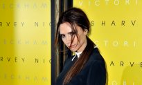 Victoria Beckham Is Britain's Entrepreneur of the Year (Video)