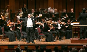 Shen Yun Orchestra Splendid, Artist Says