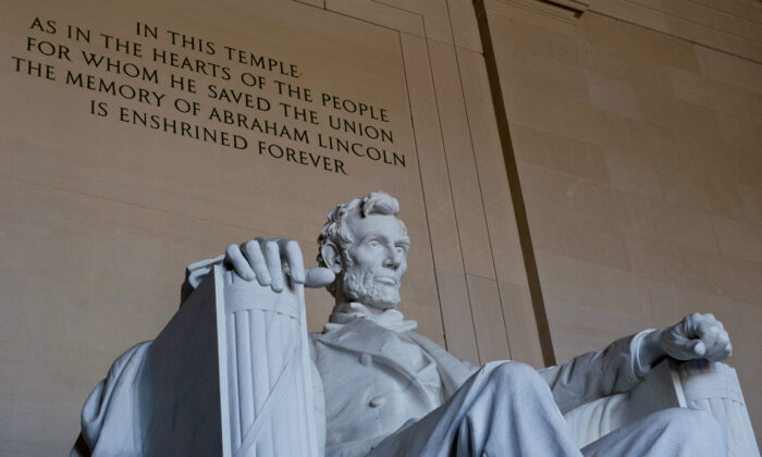 The Lincoln Memorial in Washington, D.C. (Karen Bleier/AFP/Getty Images)