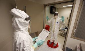 US Healthcare Unprepared for Ebola