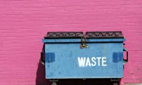 How Hospital Trash Could Save Lives Abroad