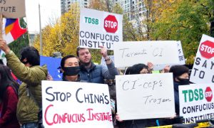 Toronto School Board Drops Confucius Institute