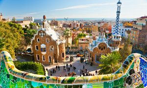Discovering Barcelona