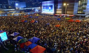 Great Firewall of China Tasked With Keeping Hong Kong Conflagration in Check