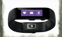 Microsoft Announce the Microsoft Band Which Supports iOS 7, 8
