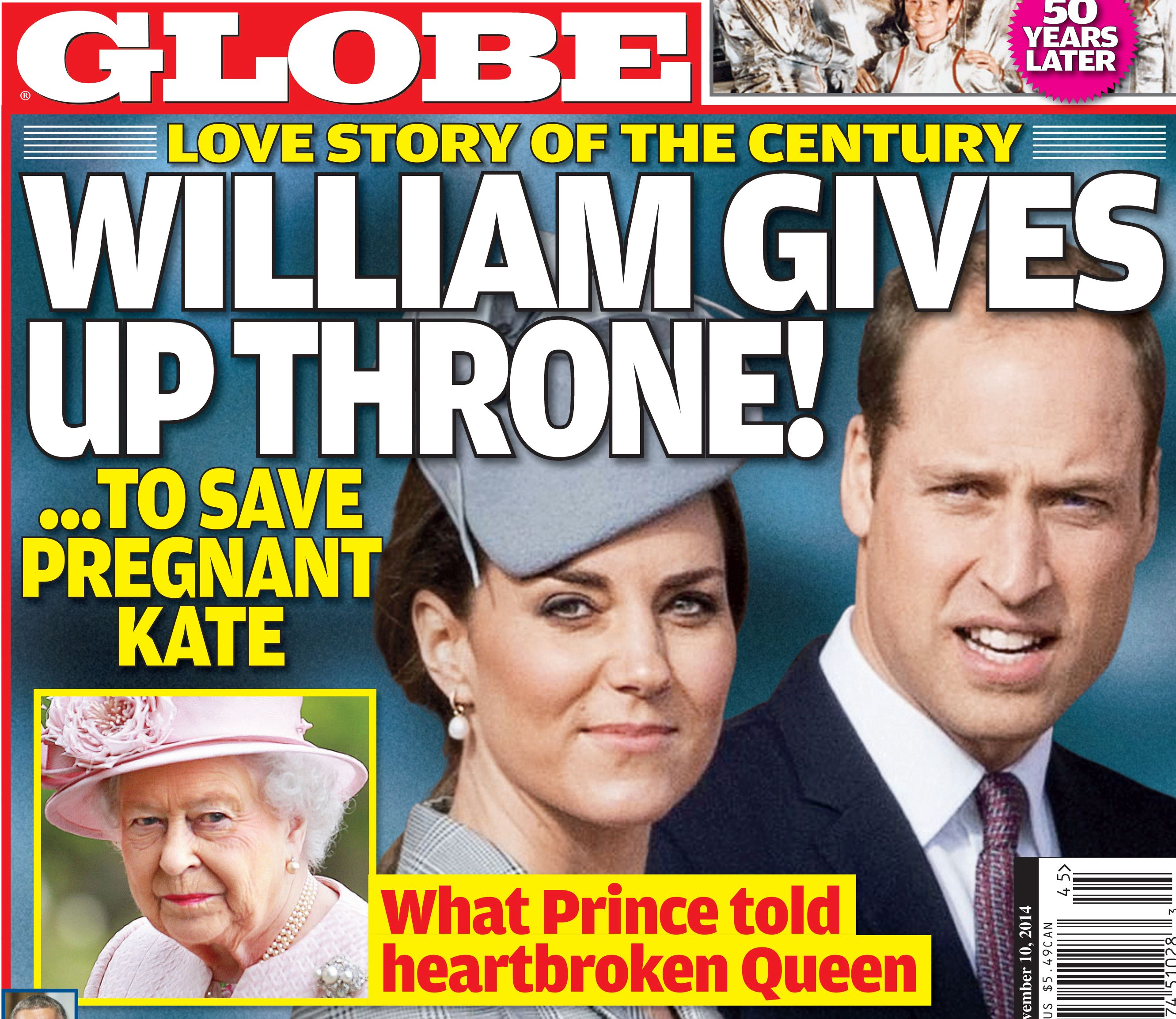 Prince William Rumors William Doesn T Want To Be King Gives Up Throne For Kate