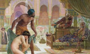 The White Slaves of Barbary