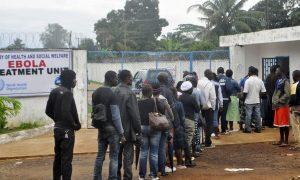 Ebola in Liberia: New Big Treatment Center Opens