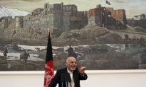 Afghan President: Corruption, Security Top Issues