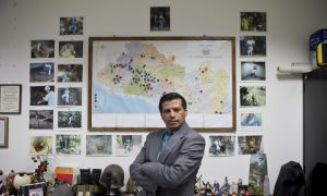 El Salvador Investigator Won't Let Civil War, Street Gangs' Victims Be Forgotten