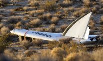 Michael Tyner Alsbury: Identified Pilot Killed in Virgin Galactic's SpaceShipTwo Crash