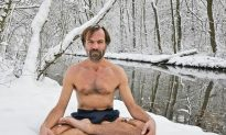 Cold Comfort: How One Siberian Is Using the Freezing Weather to Better Her Health