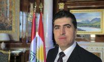 Iraqi Kurds in Kobani 'Temporarily'