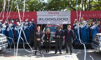 Toyota Welcomes Community to a Texas-sized Party in Plano, Texas