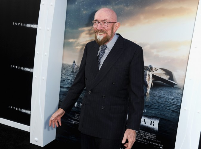 Executive producer Kip Thorne attends the premiere of Paramount Pictures' 'Interstellar' at TCL Chinese Theatre IMAX on Oct. 26, 2014, in Hollywood, California. (Kevin Winter/Getty Images)