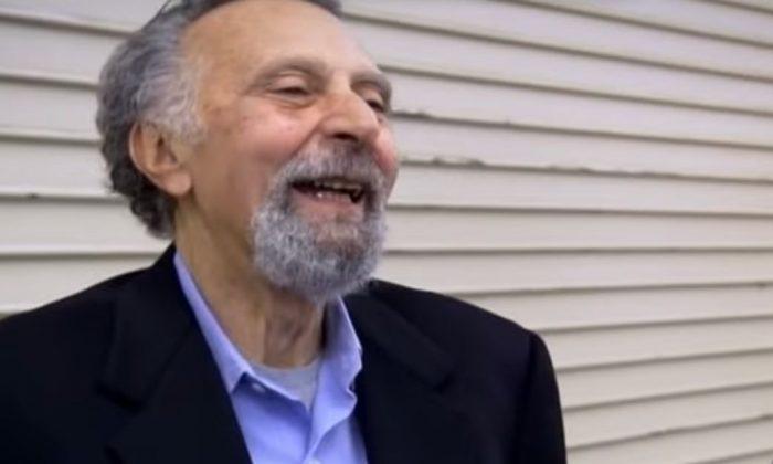 Tom Magliozzi, the host of NPR's Car Talk, has died at age 77. (YouTube screenshot/UC Davis YouTube)
