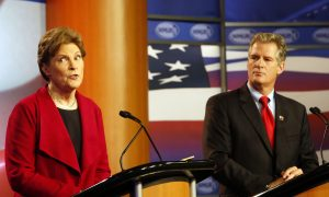 Brown, Shaheen Head-to-Head in New Hampshire Senate Race
