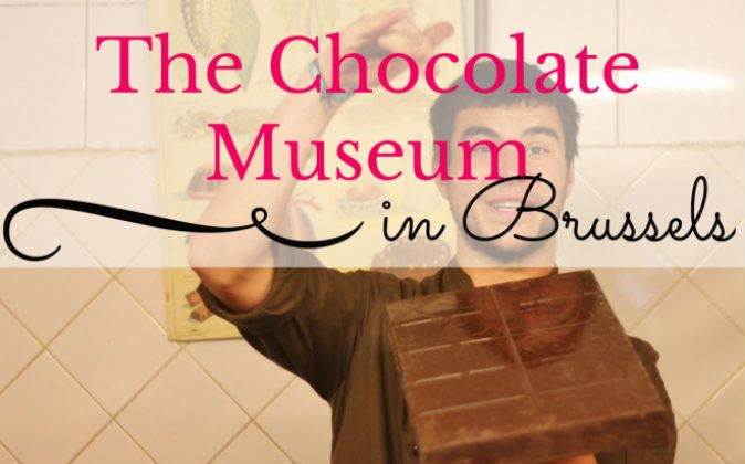 The Chocolate museum in Brussels (The Culture Map)