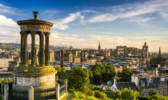 Edinburgh (Shutterstock*)