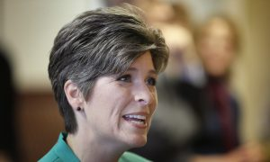 Ernst Says 'Forget Area 51, Pentagon Waste Is Out of This World.' DOD, Congress Get New 'Squeal Award'