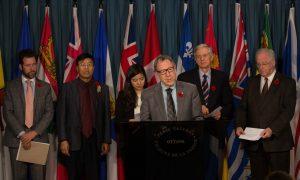 'Harper, Help Free My Dad,' Pleads McGill Law Student