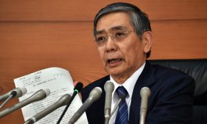 Bank of Japan Steps Up After Fed Steps Out