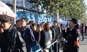 APEC Summit Inconveniences Beijingers