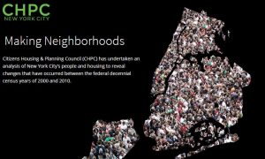 Interactive Map Tracks Loss of Middle Class in NYC