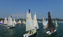 Dinghy Race at Hebe Haven Helps Charities
