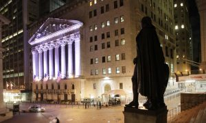 A Stress Test for the New York Fed
