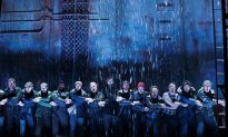 Theater Review: 'The Last Ship,' the Score Soars