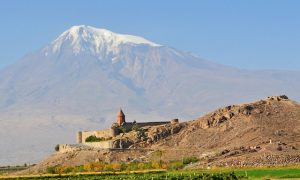 Armenia - Mount Ararat, Temples and Monasteries