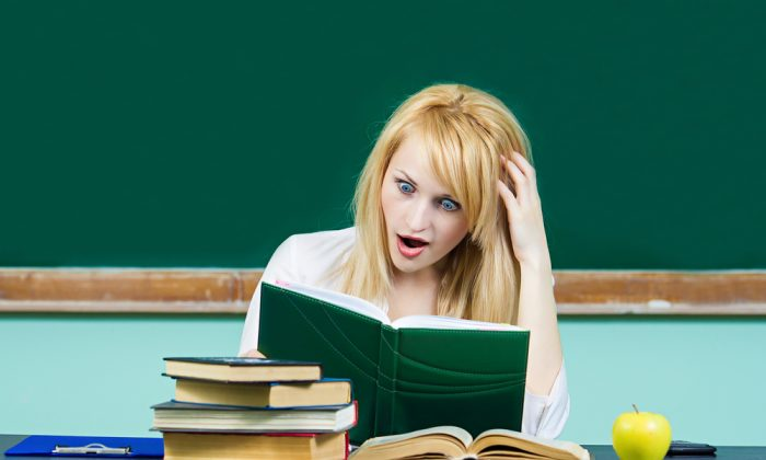 Rewrite textbooks now. (*Shutterstock)