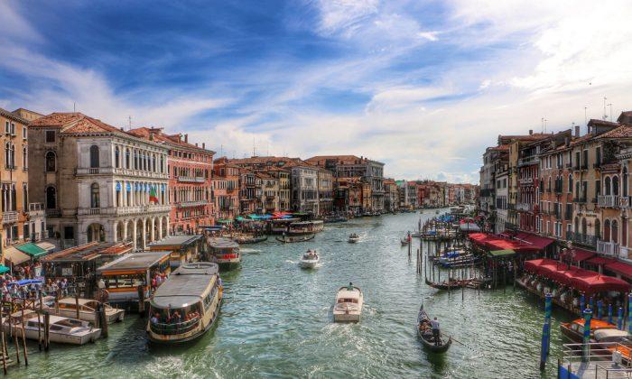 Venecia (Beth Williams, BesuDesu Abroad)