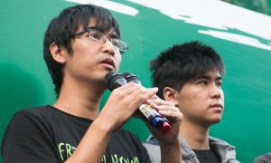 Hong Kong Students Hope for Audience in Beijing After APEC