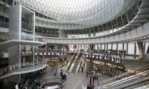 NYC Opens Fulton Center, City's Biggest New Subway Hub in Lower Manhattan
