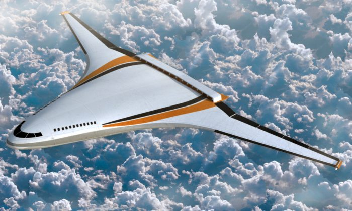 There's a lot of technical re-invention in store for the airliner. (Boeing & NASA)