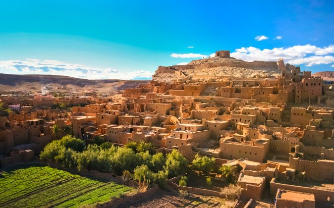 Ait Benhaddou via Shutterstock*