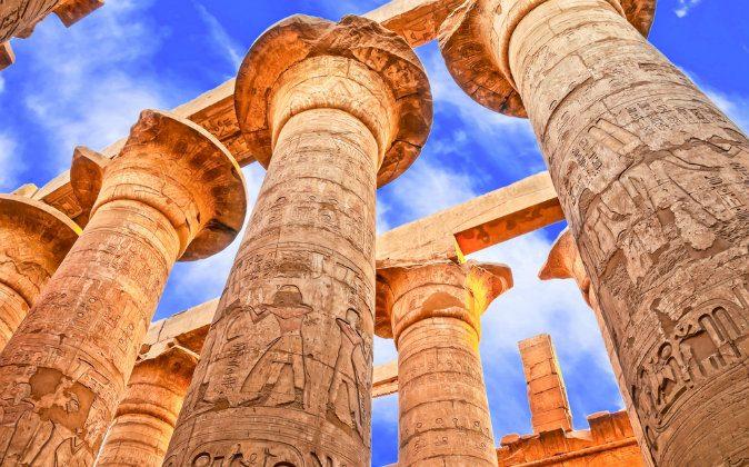 Temples of Karnak via Shutterstock*