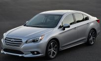 2015 Subaru Legacy: Solid Advancement