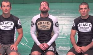 CM Punk, AJ Lee: Punk Featured in MMA Choke Demo Video