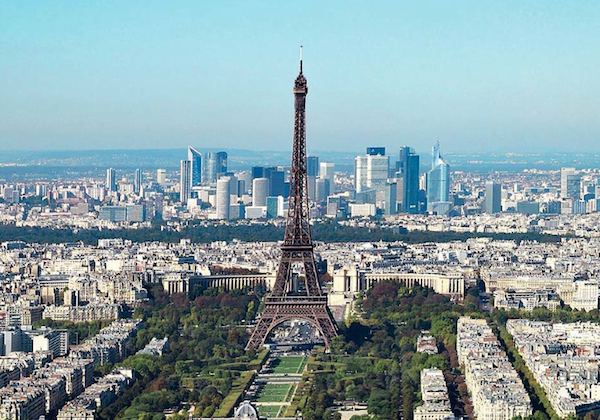 A sight of Paris (Wikimedia)