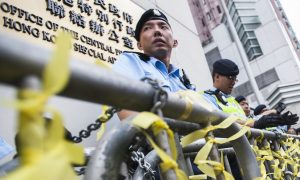 Leaked? Hong Kong Police Plans for Clearing Umbrella Movement Protesters