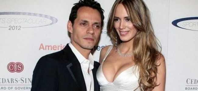 Mark Anthony marries model Shannon De Lima