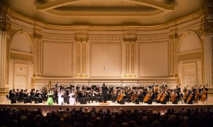 Proud Dad Treats Son to Shen Yun Orchestra