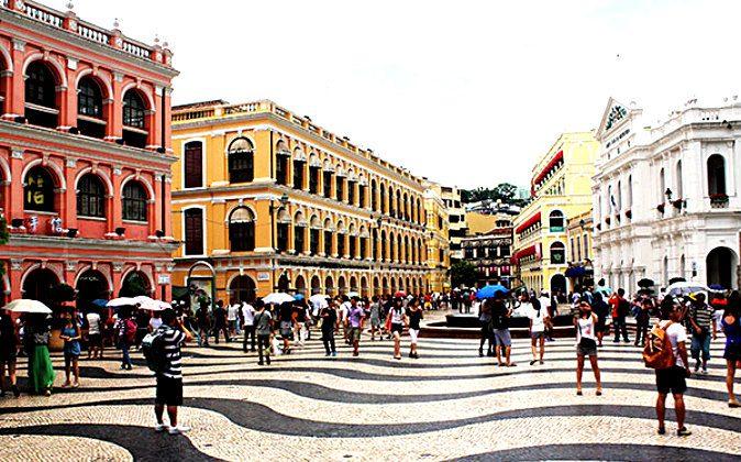 Macau (Beth Williams, BesuDesu Abroad)