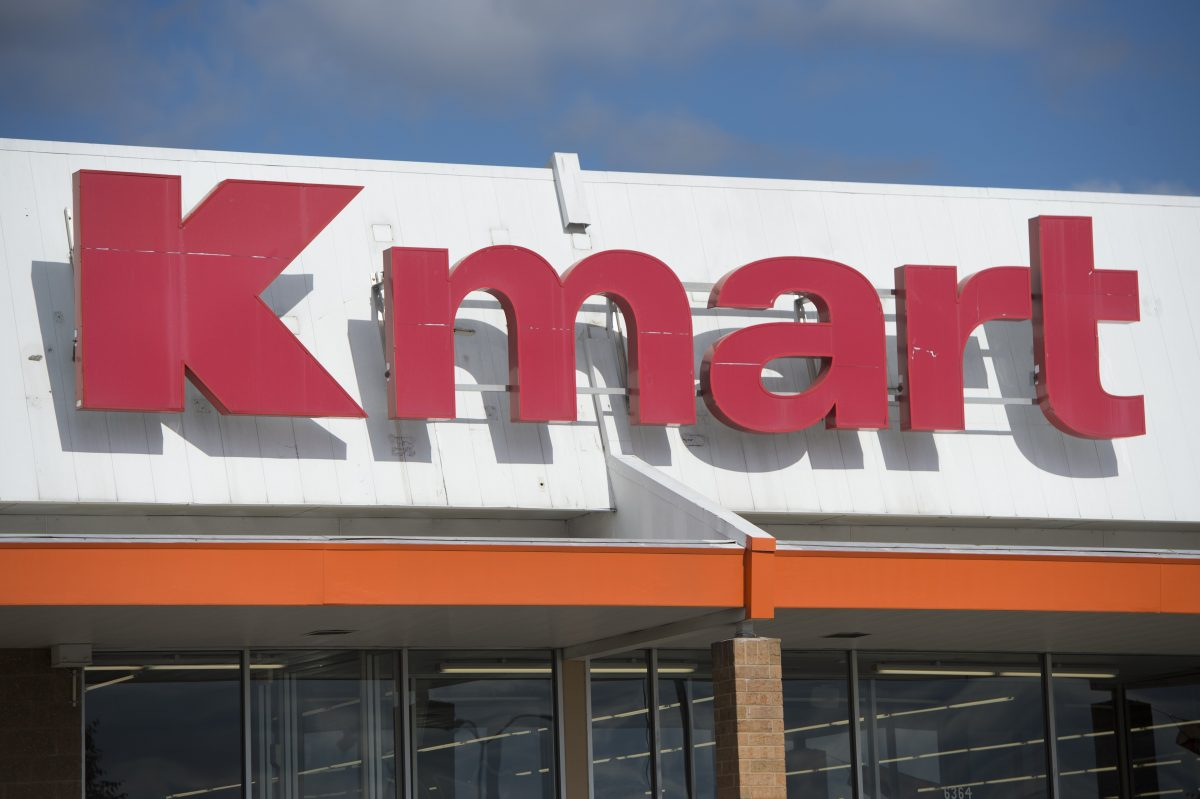 Kmart in Kenosha to close January of 2020